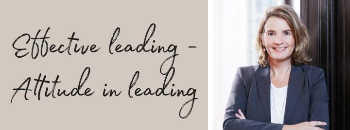 Effective leading