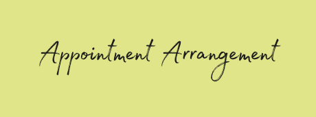 Appointment arrangement